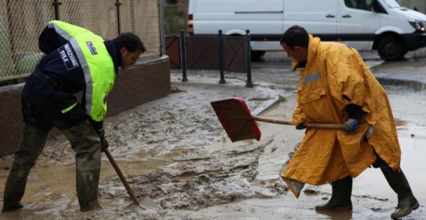Alluvione a Novi Ligure